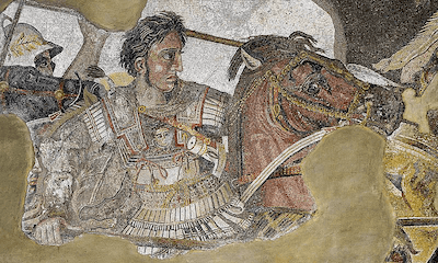 Alexander the Great - Alexander the Great Mosaic