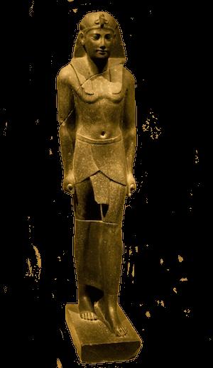 Ptolemy III Euergetes - Ptolemy III Euergetes Statue