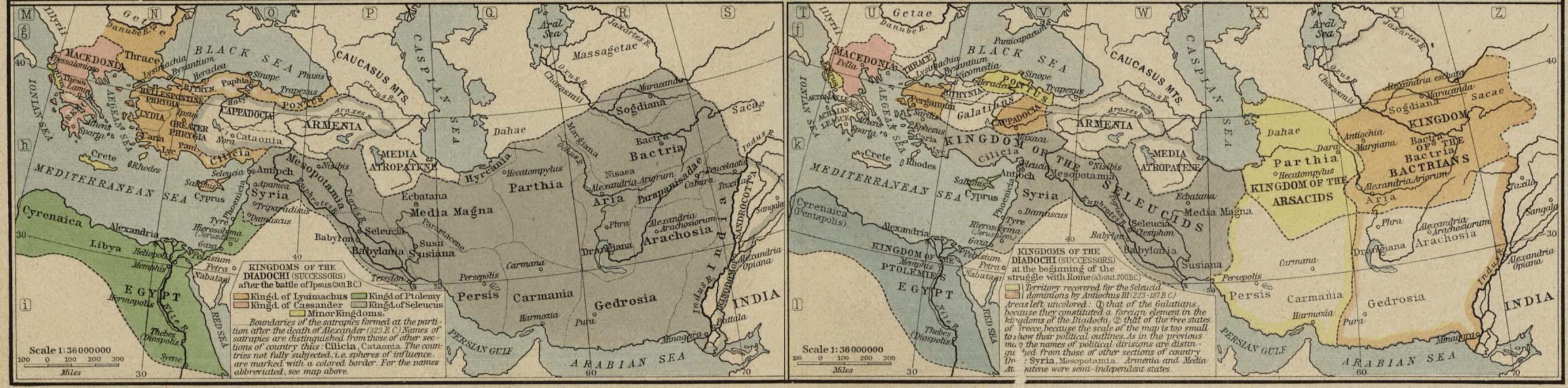 Pergamon - Diadochi Kingdoms 301 BCE