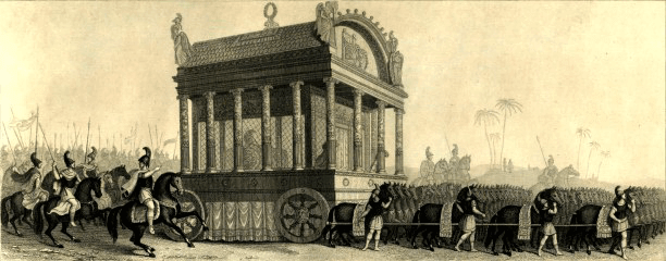 Death of Alexander the Great - Alexander Funeral Procession