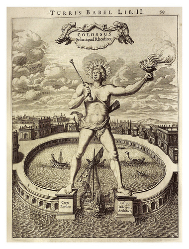 Colossos of Rhodes - Colossus of Rhodes (Turris Babel)