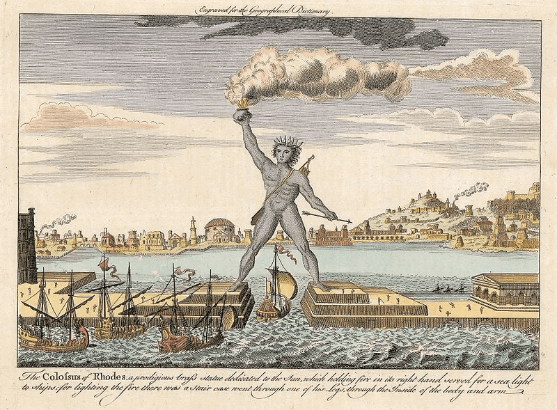 Structures - Colossus of Rhodes