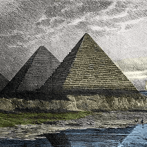 Structures - Great Pyramid of Giza Thumb