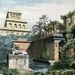 Structures - Hanging Gardens of Babylon Thumb