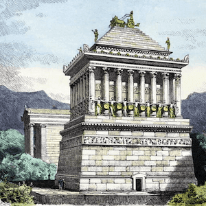 Structures - Mausoleum at Halicarnassus Thumb